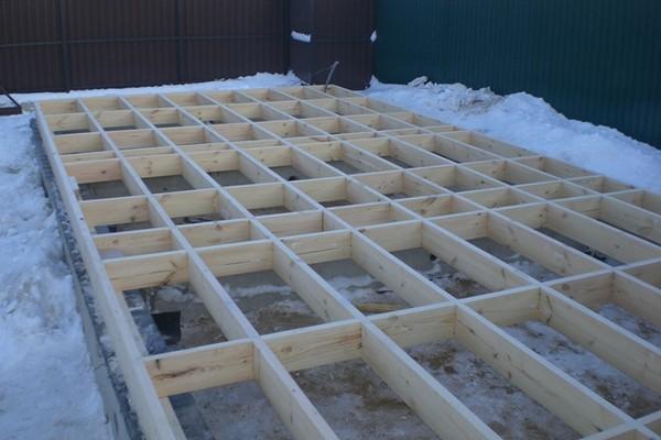 строительство каркасного дачного домика своими руками фото