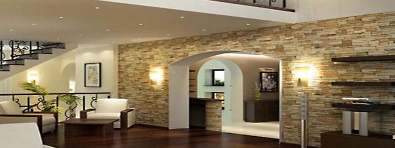 Внутренняя отделка дачного дома: варианты и способы облицовки