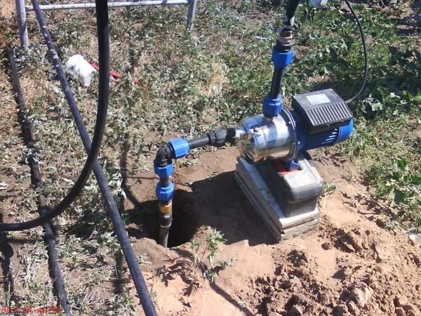 водоснабжение на даче из скважины фото
