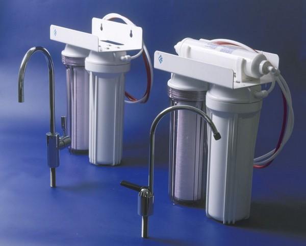 фильтр для проточной воды на дачу фото
