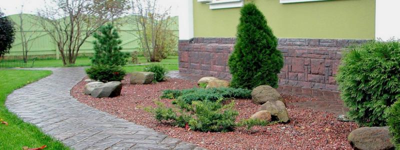 Тротуарная плитка для дачи: разновидности и как выбрать