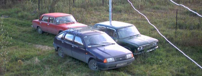 Стоянка для машины на даче своими руками: как и из чего можно сделать