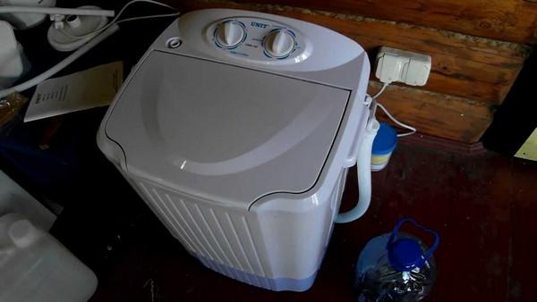 стиральная машина для дачи фото