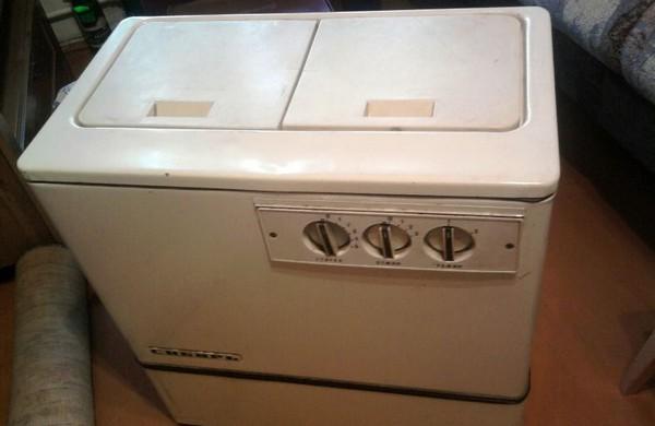 стиральная машинка для дачи с отжимом фото