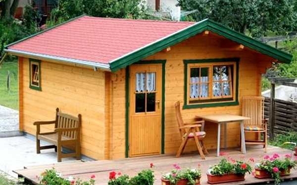 строительство летней кухни на даче фото