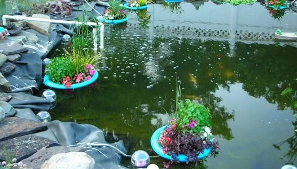 цветники и клумбы на даче фото