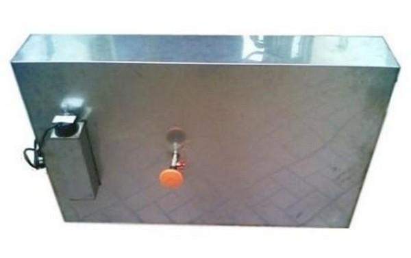 наливной водонагреватель с душем фото