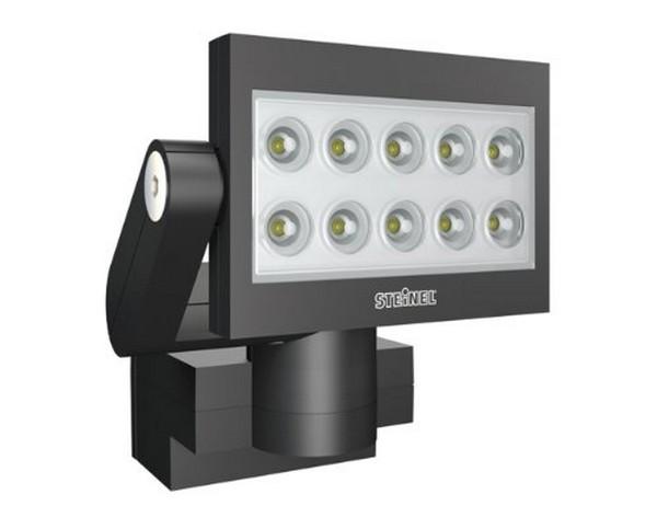 диодный прожектор с датчиком движения фото