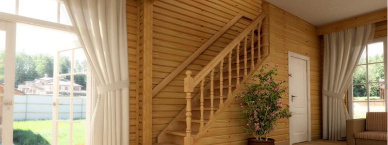 Лестницы для дачи: варианты изготовления и их преимущества