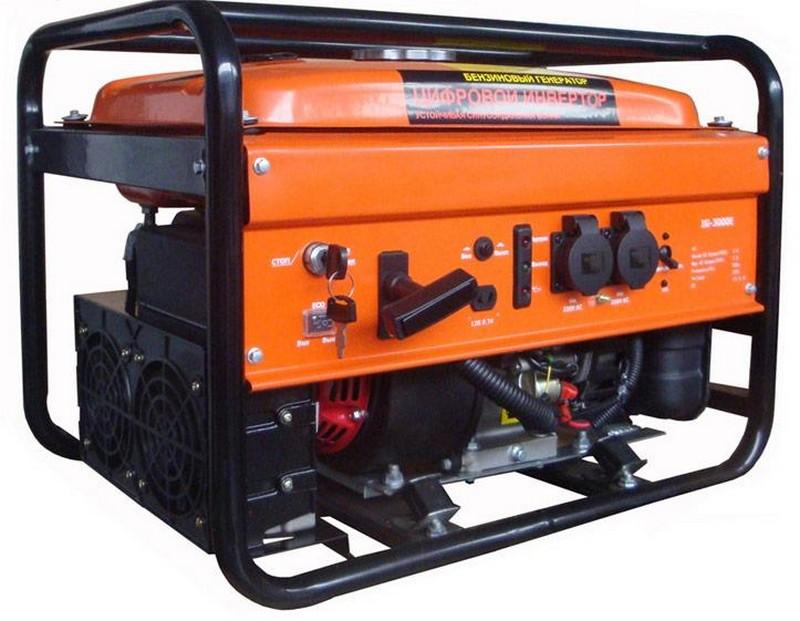 электрогенератор инверторный бензиновый фото