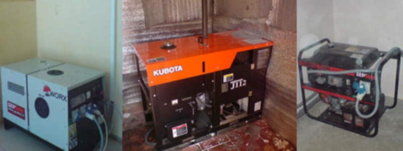 Газовый электрогенератор: какой выбрать для дачи