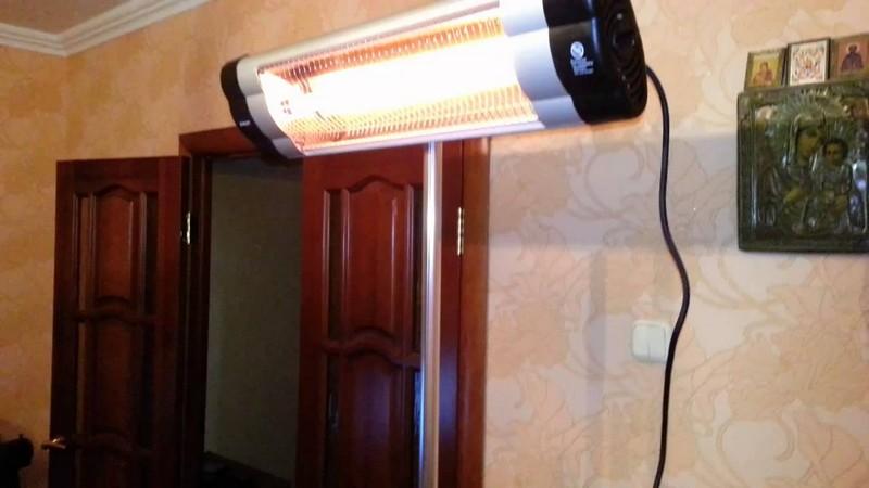 напольные инфракрасные обогреватели с терморегулятором для дачи фото