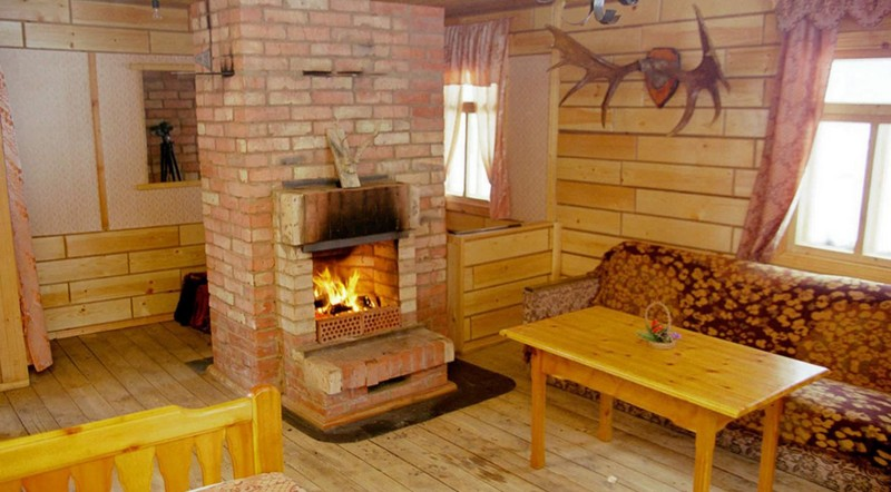 печь для дачи на дровах своими руками фото
