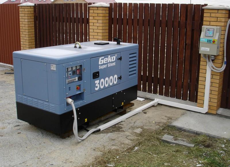 устройство дизельного электрогенератора фото