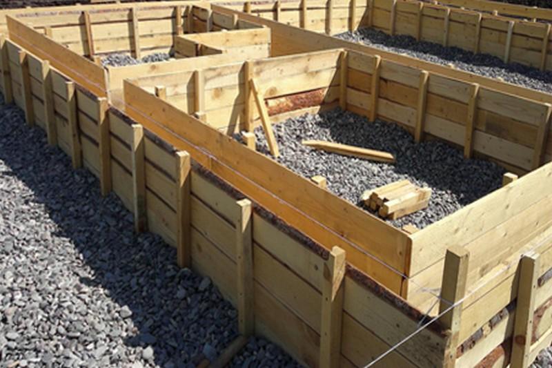 Как сделать фундамент под дом своими руками 14