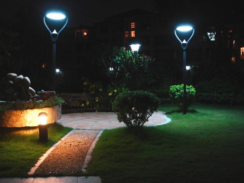 садовый фонарь своими руками фото