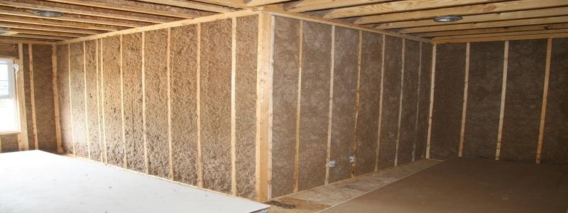 Утепляем деревянный гараж своими руками