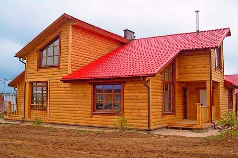 чем лучше обшить деревянный дом снаружи фото