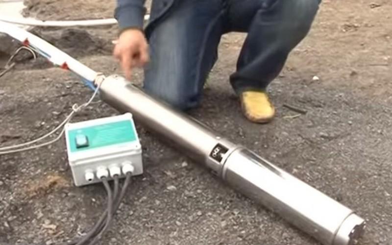 как подобрать насос для скважины