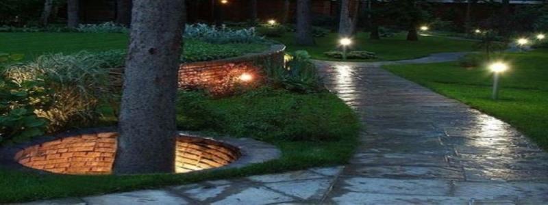 Садовое освещение: самостоятельный подход к делу