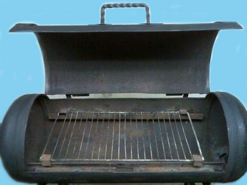 печь гриль для дачи фото
