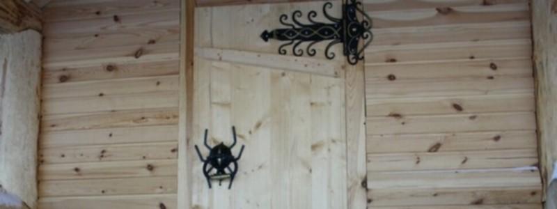 деревянные двери для бани своими руками фото