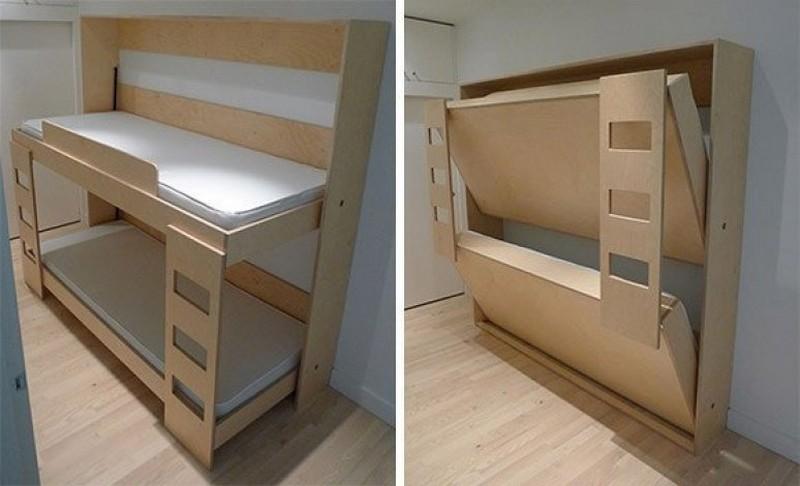 подъемная кровать своими руками фото