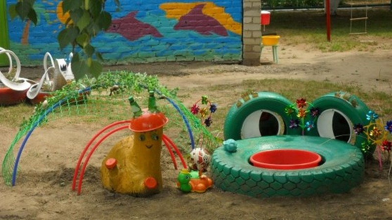 Дети на даче - детские игровые комплексы для дачи и ...