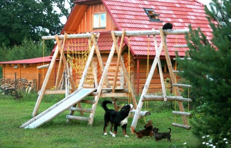 Что построить на даче