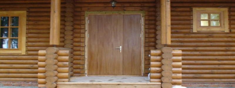 Двери для дачи: какие бывают и какие выбрать