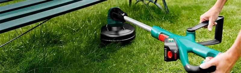 как выбрать триммер аккумуляторный для травы фото