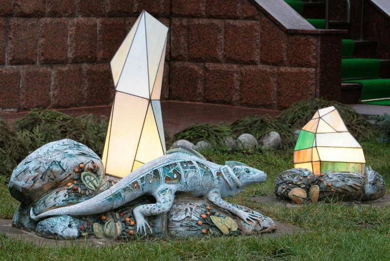 Садово-парковая скульптура фото