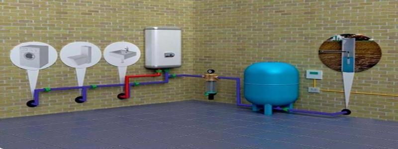 Водоснабжение из колодца: устройство и принцип изготовления системы