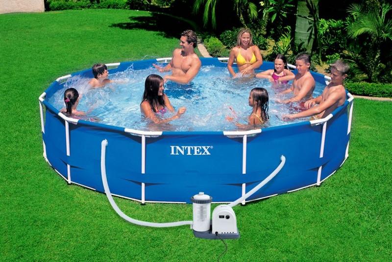 фильтрация воды в бассейне фото