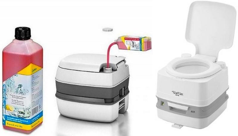 как выбрать биотуалет для дачи фото