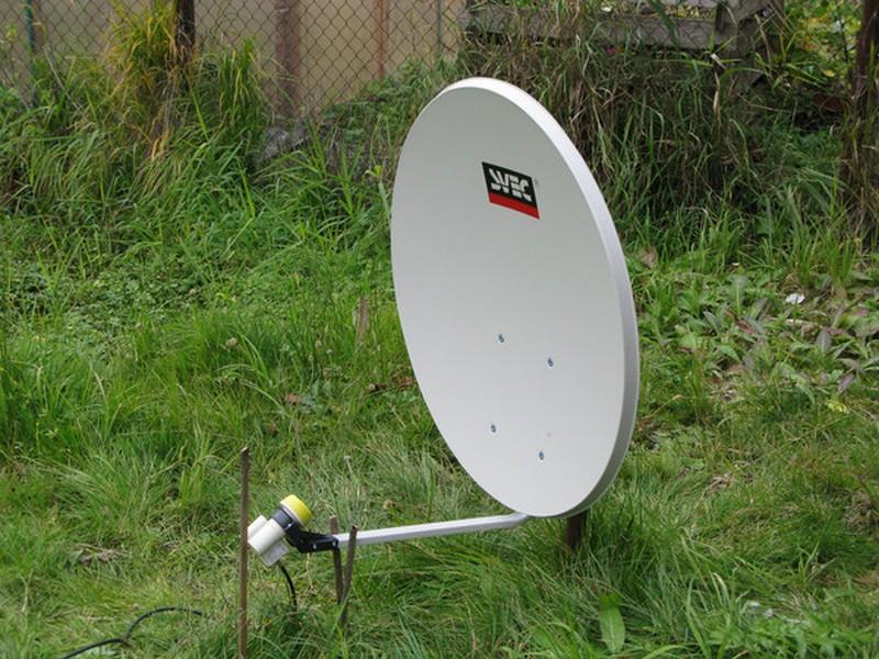 спутниковая антенна для дачи фото