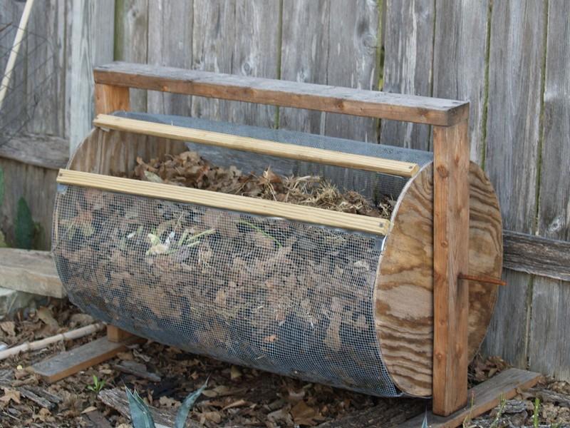 как сделать компостную яму фото