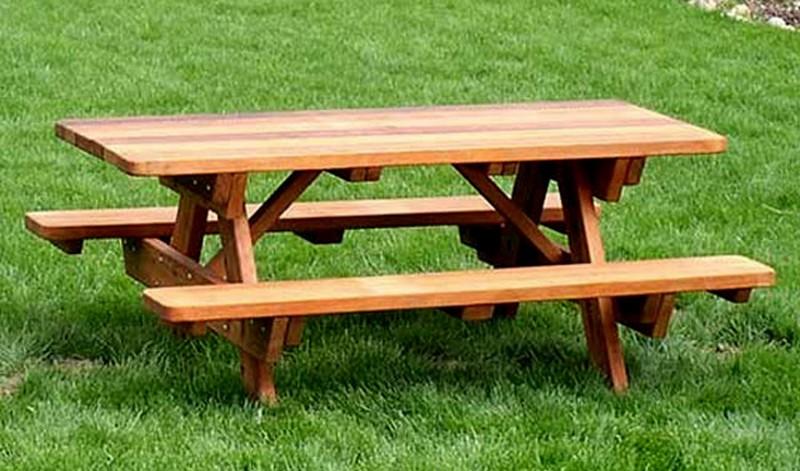стол для пикника своими руками фото