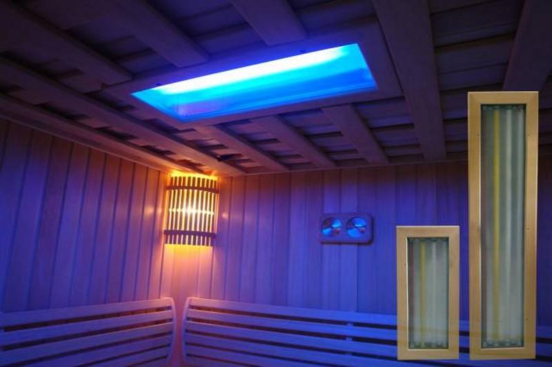 светильник для сауны и бани фото