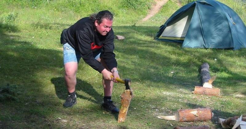 колун для дров своими руками фото