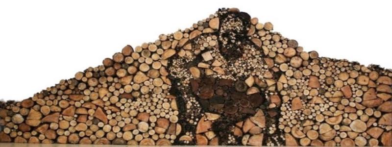 Поленница для дров: как сделать своими руками