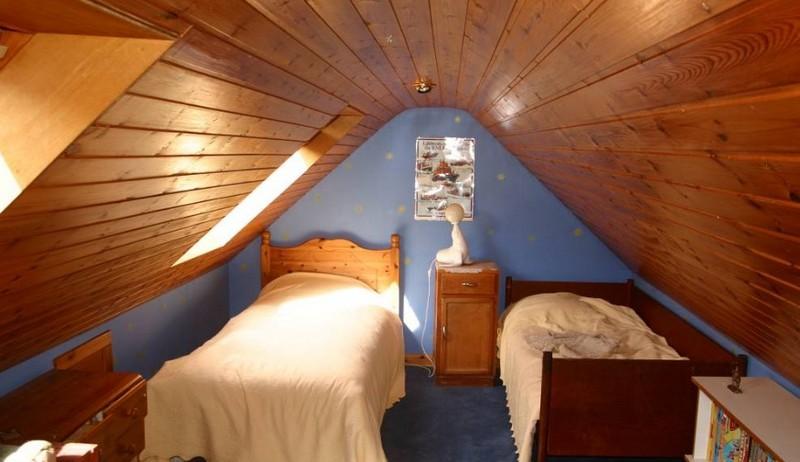 жилая комната на чердаке фото