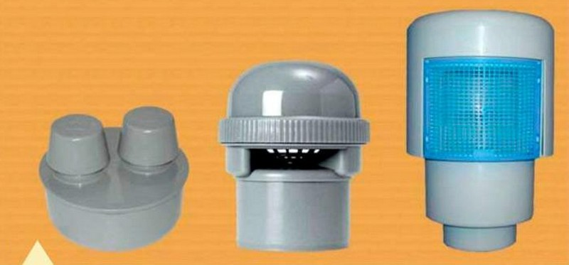 Воздушный клапан канализации фото